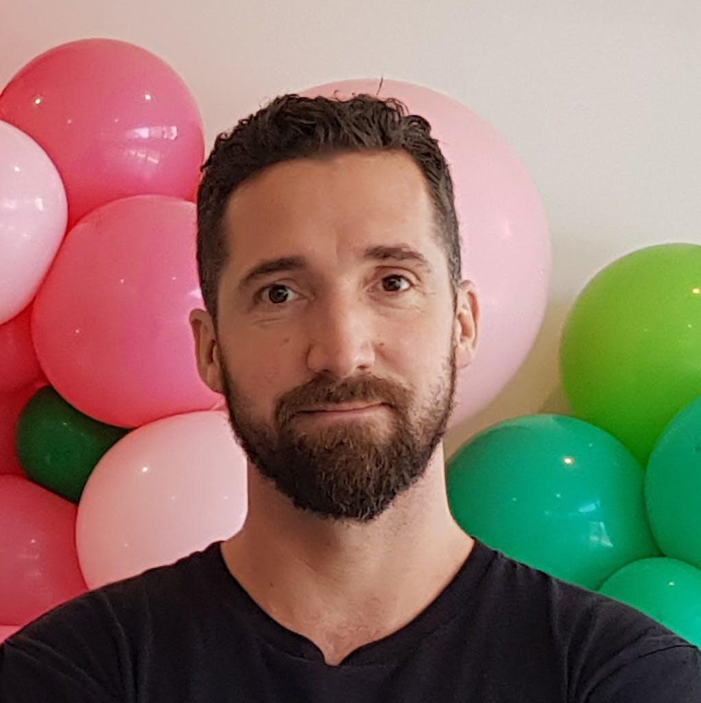 Chris portrait photo
